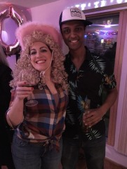 Cowgirl and the Dandy.