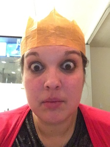 Picture of Berrycakeness in a Christmas Crown